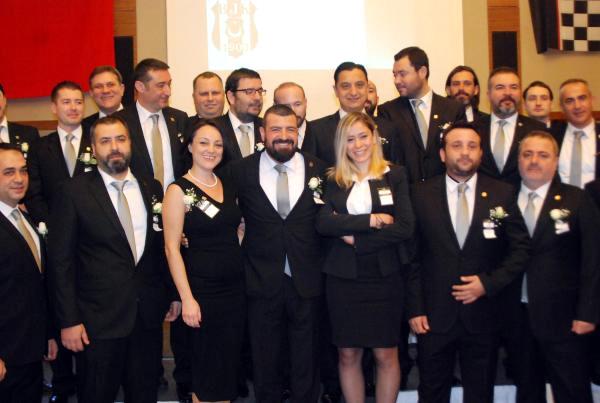 İzmirli Beşiktaşlılar yeni başkanlarını seçtiler