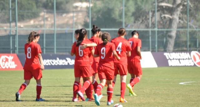 17 Yaş Altı Kızlar Milli Takımı'na Beşiktaş'tan iki isim
