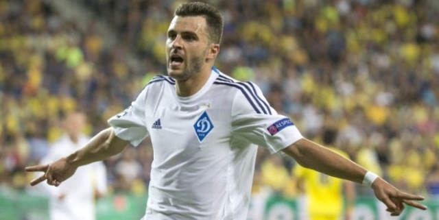 """Dinamo Kiev'li Moraes'ten """"Beşiktaş"""" açıklaması"""
