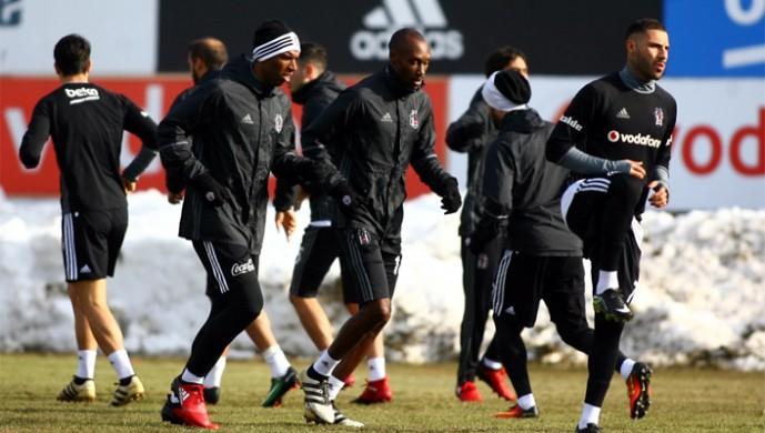 Beşiktaş'ta hazırlıklar tamam!