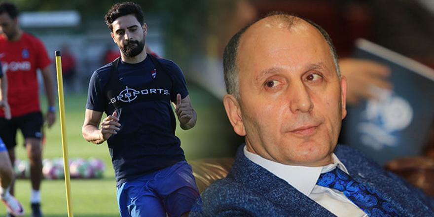 """Muharrem Usta'dan Mehmet Ekici'ye: """"Ya Beşiktaş'a gidersin ya da..."""""""