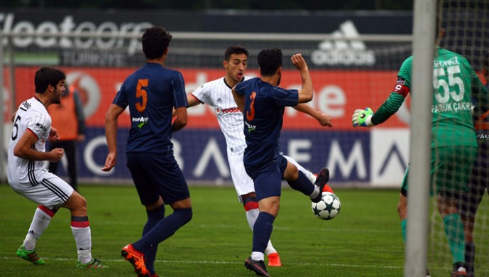 Osmanlıspor:1 Beşiktaş:1 (U-21)