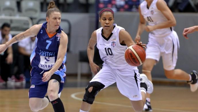 Beşiktaş Kadın Basketbol Takımı, Türkiye Kupası'nda!
