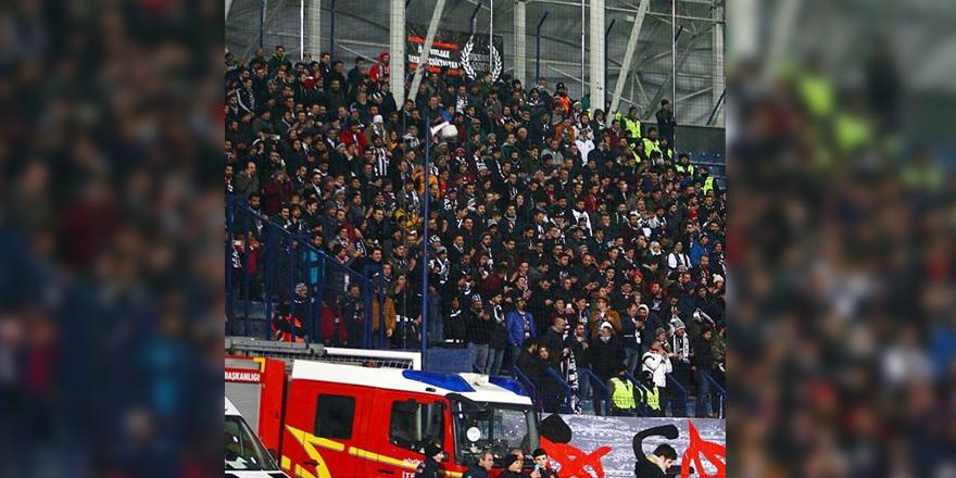 Beşiktaş taraftarı tüm biletleri tüketti