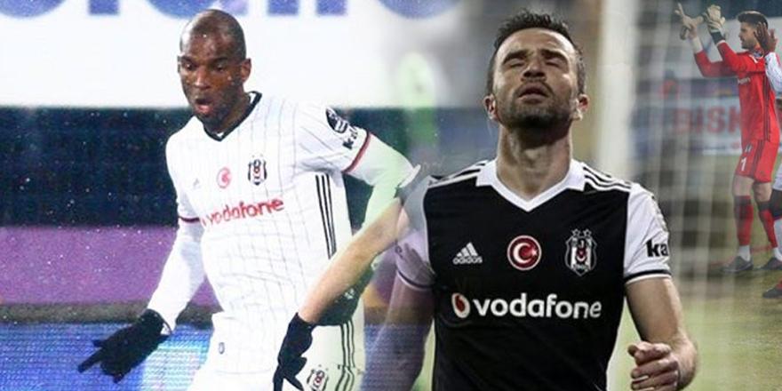 Beşiktaş'ta 2 sakatlık birden!