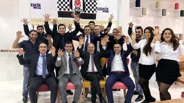 Fuara Beşiktaş damga vurdu