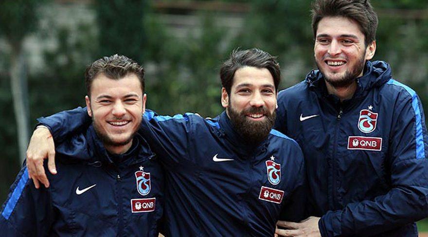 """Olcay Şahan: """"Futbolu Trabzon'da bırakmak istiyorum"""""""