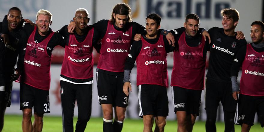 Kayserispor maçı hazırlıkları sürüyor