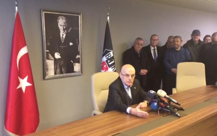 Tevfik Yamantürk Divan Kurulu Başkanlığı için adaylığını açıkladı