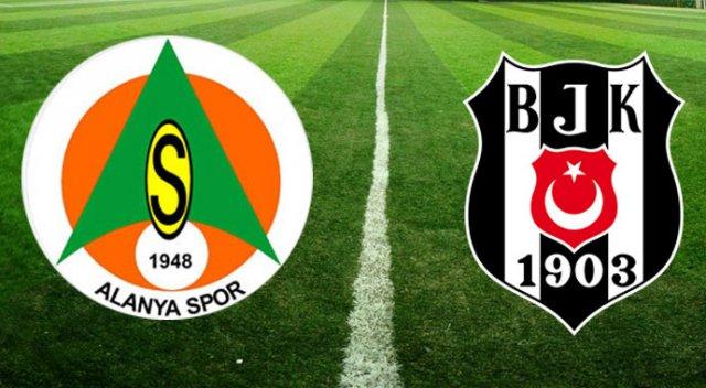 Alanyaspor - Beşiktaş maçı öncesi muhtemel 11'ler