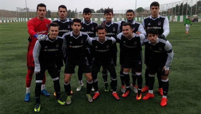 Büyükçekmece Tepecik Spor:1 Beşiktaş:0 (U-19)