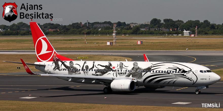 Kartal'a özel uçak!