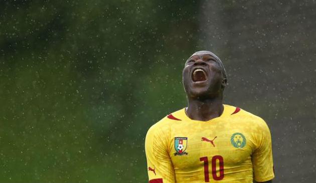 Kamerun kazandı, Aboubakar'ın gelişi uzadı