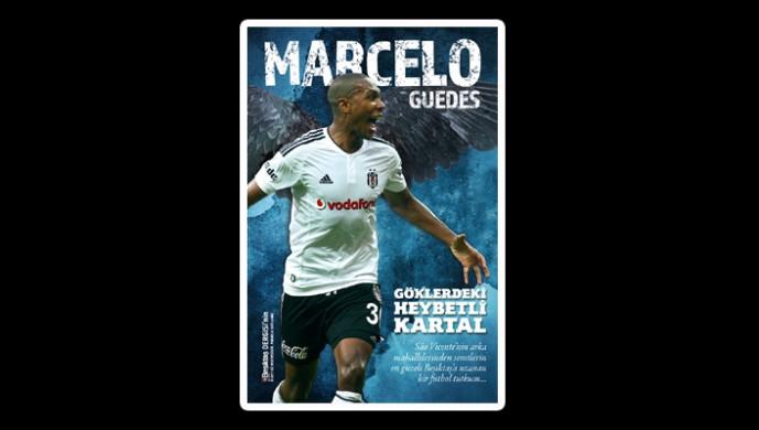 Marcelo kitap oldu!