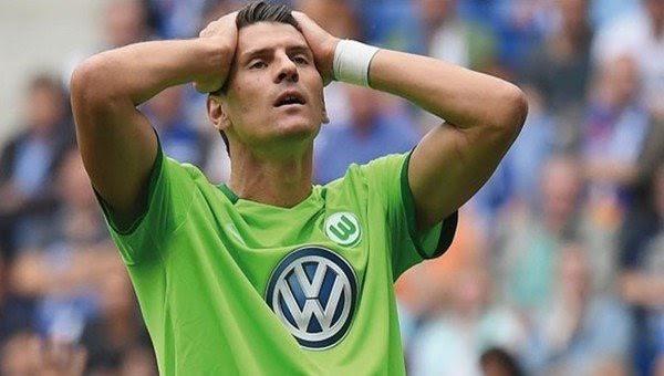 Mario Gomez, Bundesliga tarihine geçti