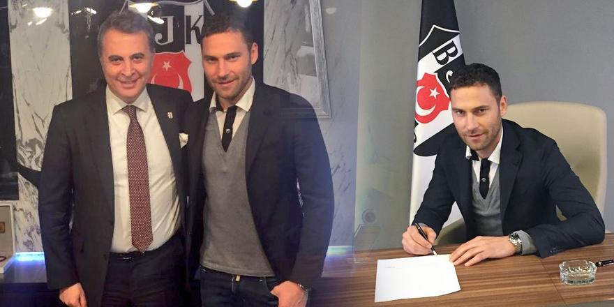 Beşiktaş, Tosic'le yenilenen sözleşmenin detaylarını KAP'a bildirdi
