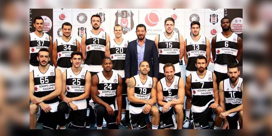 Basketciler TED Kolej maçı için Ankara'da!