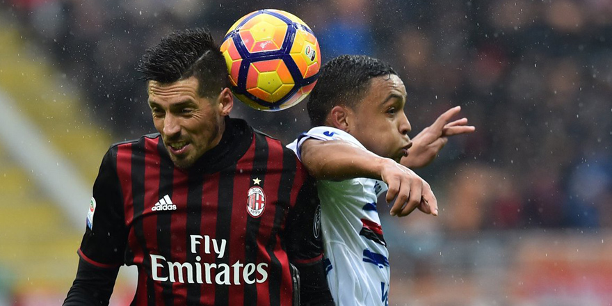 Milan dağıldı, Sosa oyundan atıldı