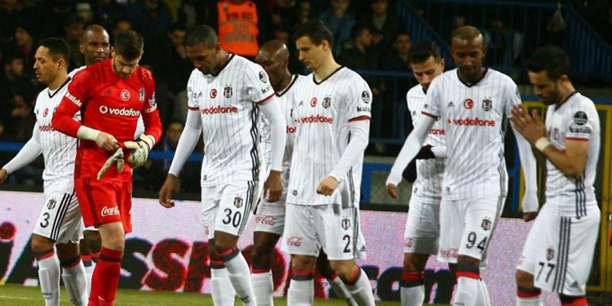 Beşiktaş geçen yılın gölgesinde