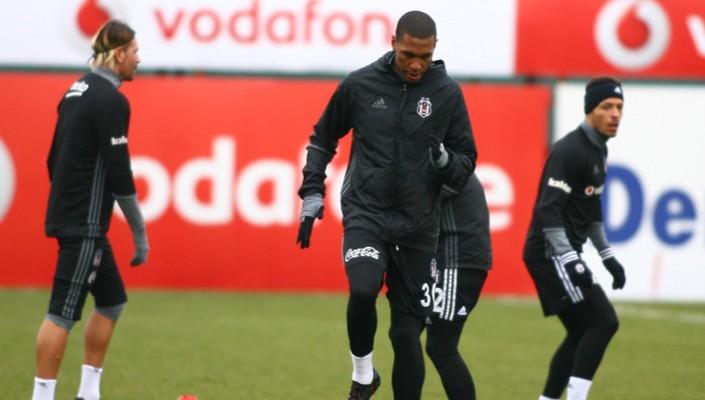 Beşiktaş'ta Akhisar maçı hazırlıkları tamamlandı