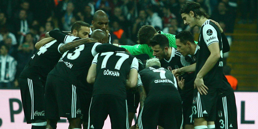 Lider Beşiktaş arayı açıyor! İşte maçtaki önemli dakikalar