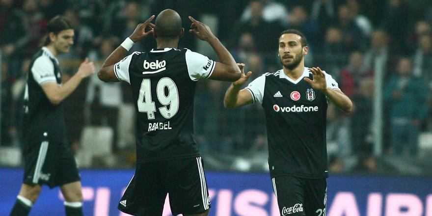 """""""Beşiktaş için Hapoel maçı bitti"""""""