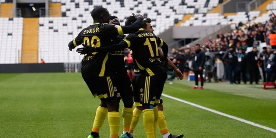 Yeni Malatyaspor yine Vodafone Arena'da oynayacak!