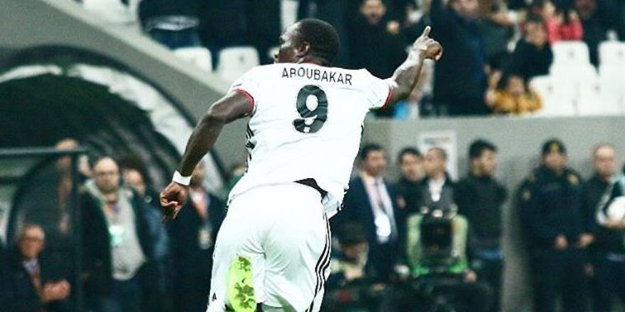 Aboubakar'ın gözü Demba Ba'nın rekorunda!