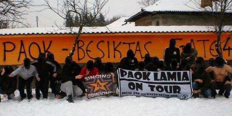 """PAOK'tan Beşiktaş'a Olympiakos mesajı: """"5 Mart'ta biz yenelim, 9 Mart'ta siz yenin!"""""""