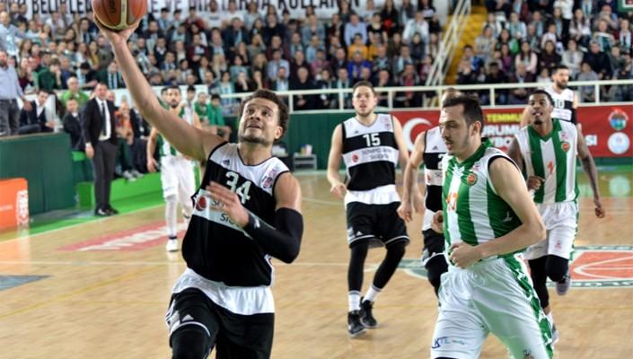 Beşiktaş, Giresun'dan galibiyetle döndü