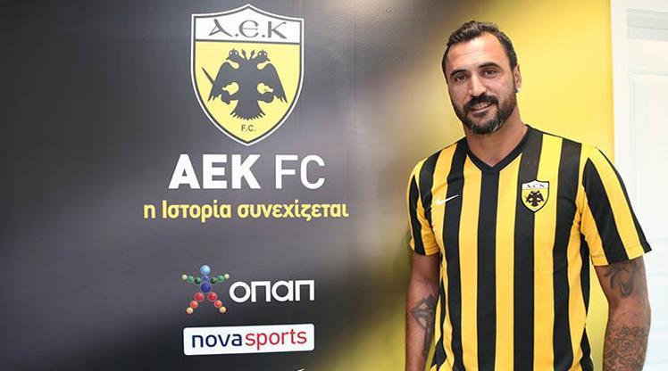 AEK'da oynayan Hugo Almeida'dan Beşiktaş-Olympiakos yorumu
