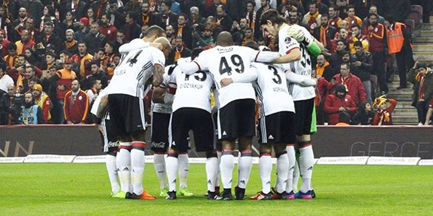 """""""Takım psikolojisinde Beşiktaş açık ara önde"""""""