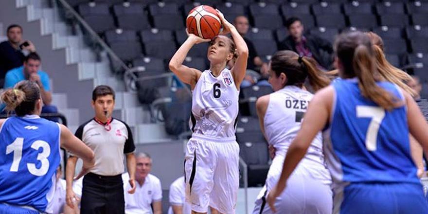 Beşiktaş:56 - AGÜ:50