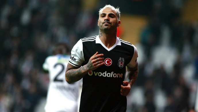 "Quaresma: ""Fenerbahçe mi? Asla."""