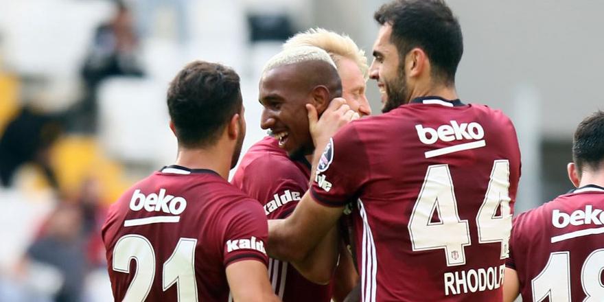 Hazırlık maçı 2-1 ile Beşiktaş'ın!