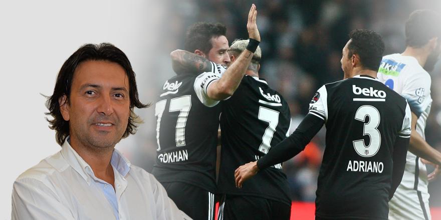 """""""Beşiktaş, kötü de gözükse..."""""""
