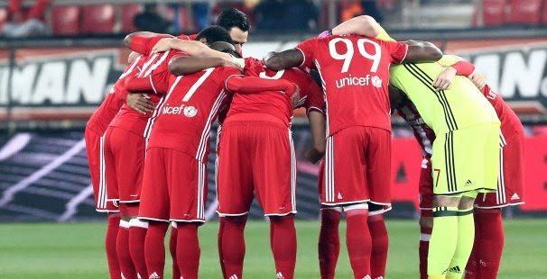 Beşiktaş'ın rakibi Olympiakos mağlubiyet serisini bitirdi