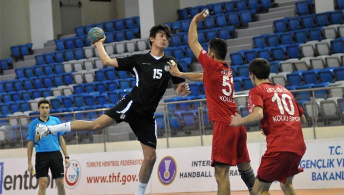 Beşiktaş genç hentbol takımı 4 takımla karşılaşacak