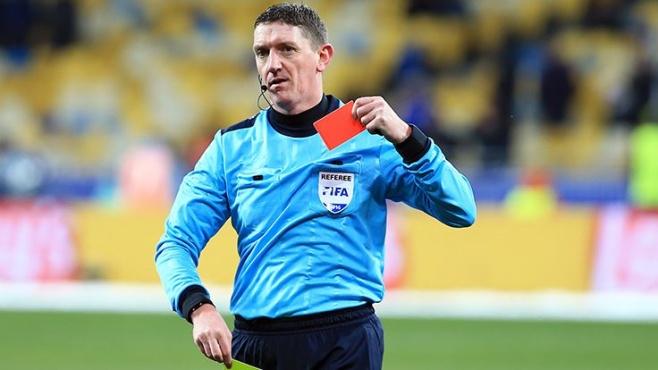 UEFA'dan skandal hakeme görev