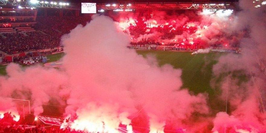 Beşiktaş'ın rakibi Olympiakos tribünleri ateşlemek istiyor!