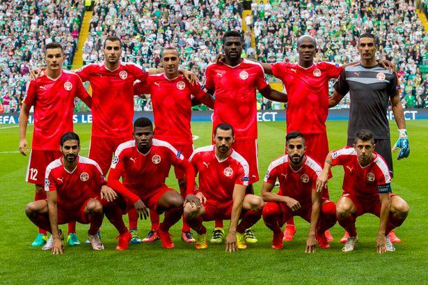 Hapoel Beer Sheva'lı oyuncu: Beşiktaş finale kadar gider