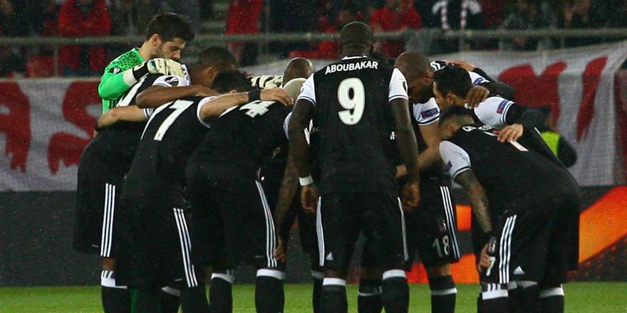 Beşiktaş istediğini aldı! İşte maçta yaşananlar
