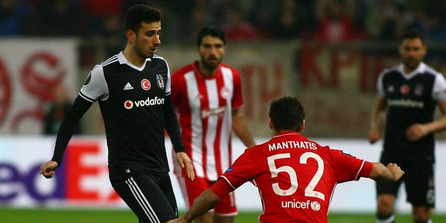 """""""Beşiktaş her denemede kırmızı ışığa takıldı"""""""
