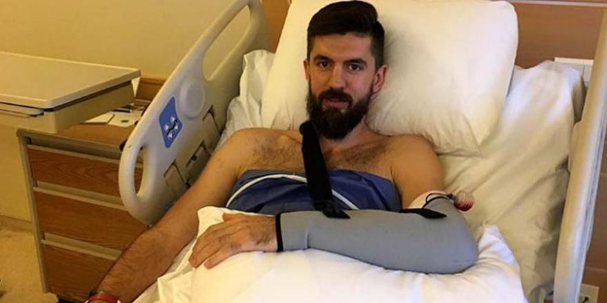 Erkan Veyseloğlu ameliyat oldu!