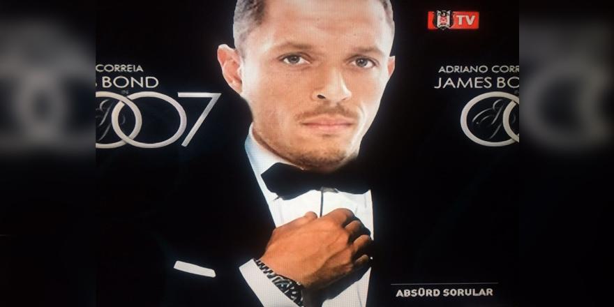 Adriano: ''James Bond olmak isterdim''