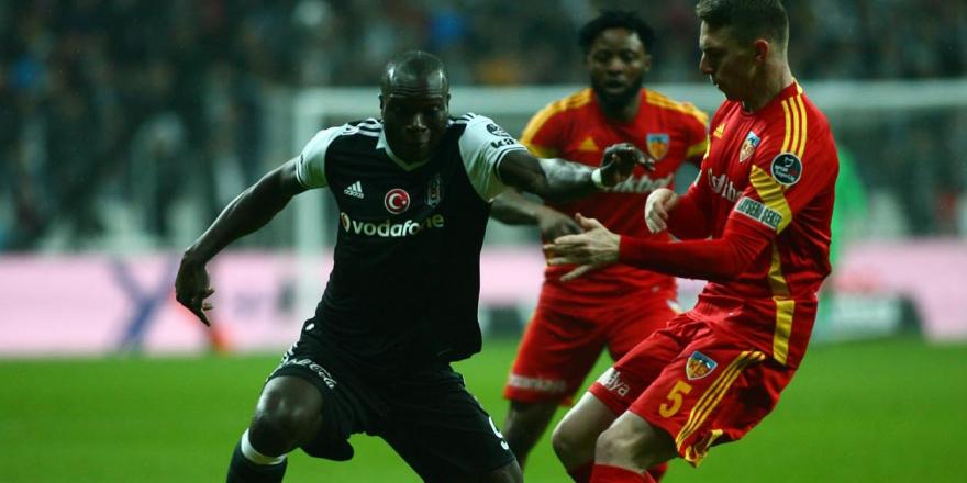 """Aboubakar: """"Biz Avrupa ve lig oynuyoruz..."""""""