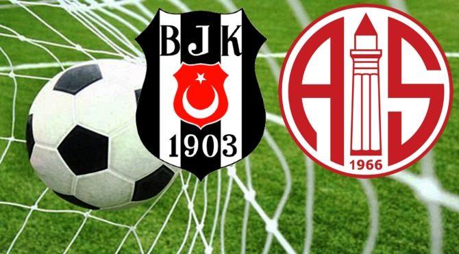 Antalyaspor-Beşiktaş maçının hakemi belli oldu