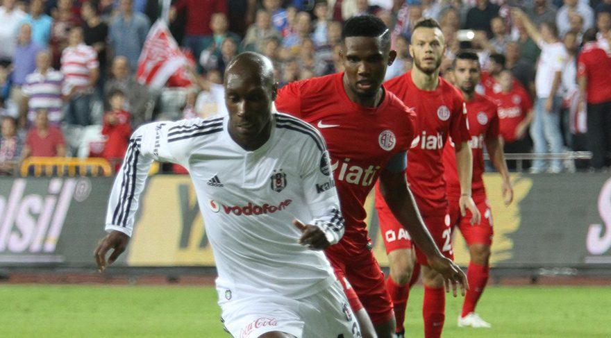 Beşiktaş, 24 maçta sadece 1 kez...