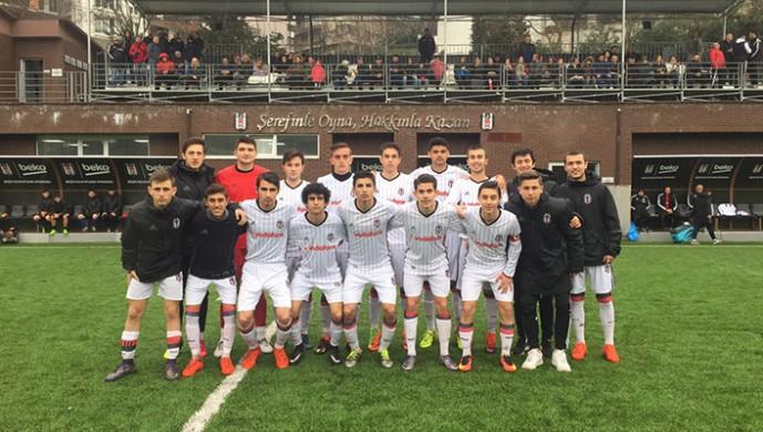 Beşiktaş:1 Gölcükspor:0 (U-17)
