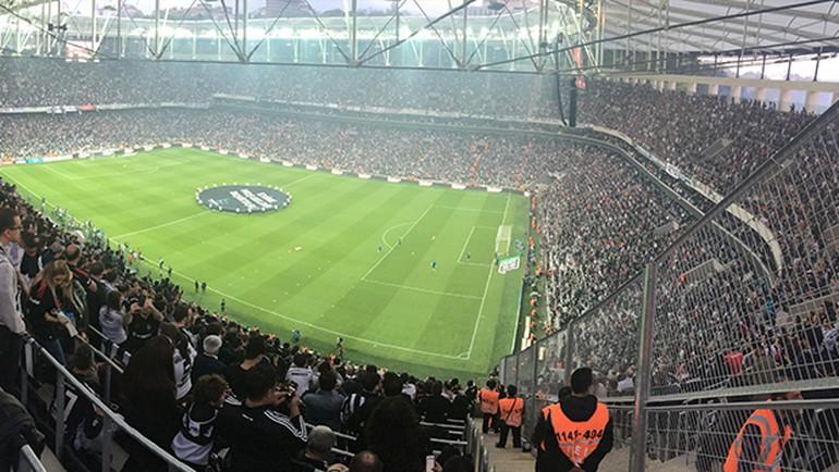 Vodafone Arena ile 6 ay